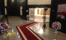 مجموعه تالارهای قصر آریو